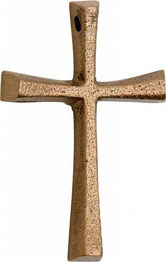 Kreuz Bronze 6 cm