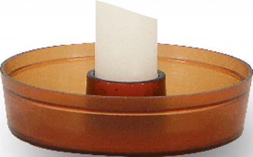 50erSet Kerzenleuchter-Schale aus Kunststoff, Tropfschutz, 1,6 cm