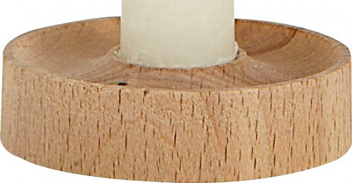 50erSet Kerzenhalter Holz
