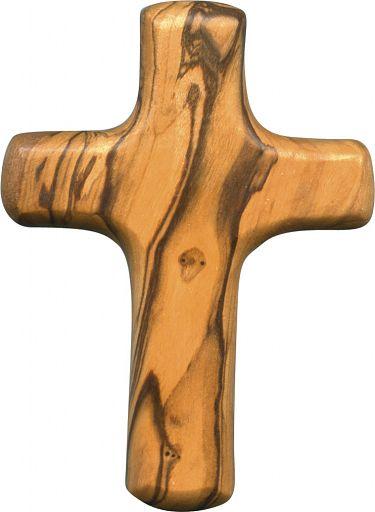 Olivenholzkreuz klassisch, mittelgroß
