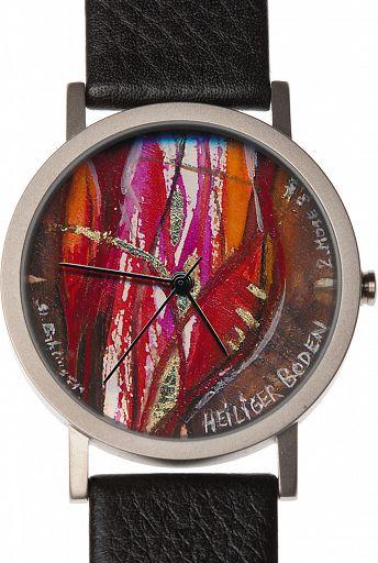 Uhr, Armbanduhr - Heiliger Boden