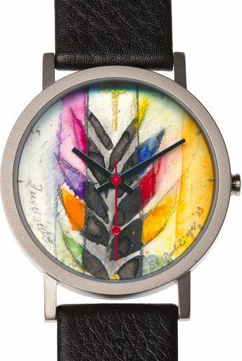Unikat Armbanduhr - Zuversicht