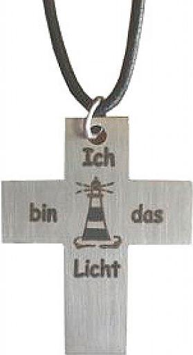 Kreuz Ich bin das Licht der Welt