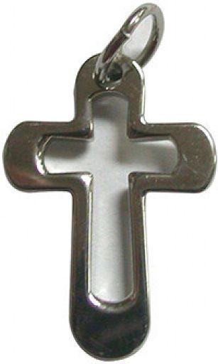 Umhängekreuz, Kinderkreuz - ausgestanzt