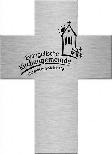 Individuelles Haussegen-Kreuz