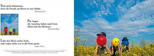 Bibelspruchkarten: Trio