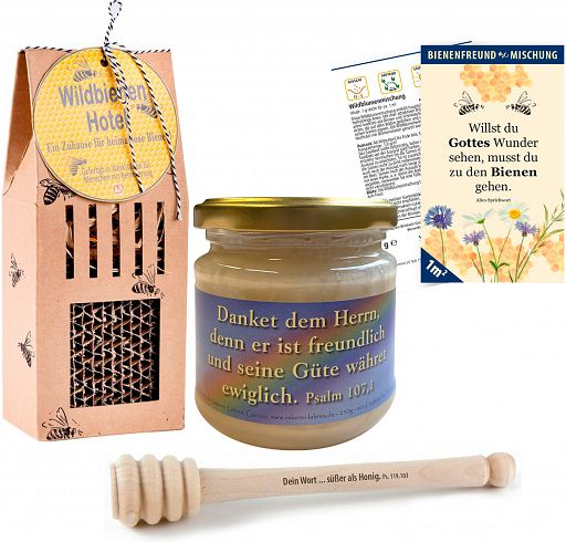 "Geschenkset Bienenfreunde ""Fleißige Helfer"""