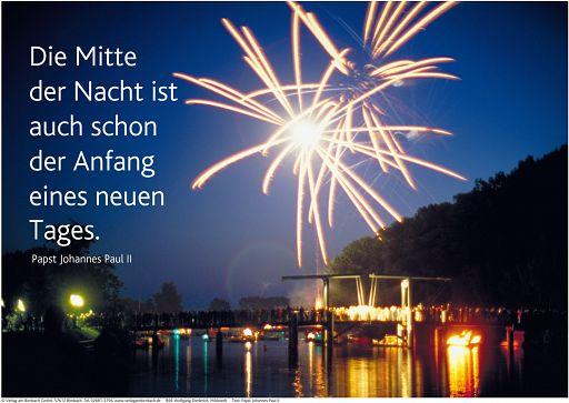"""Schaukastenposter 36 """"Neujahr"""""""