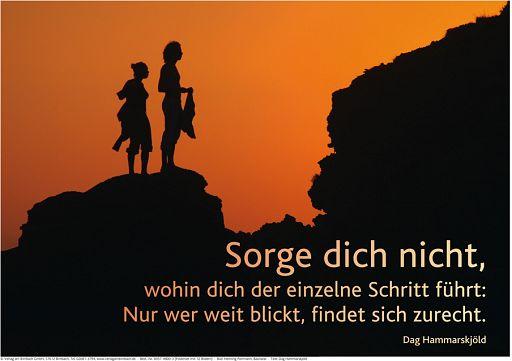 """Schaukastenposter 46 """"Weitblick"""""""