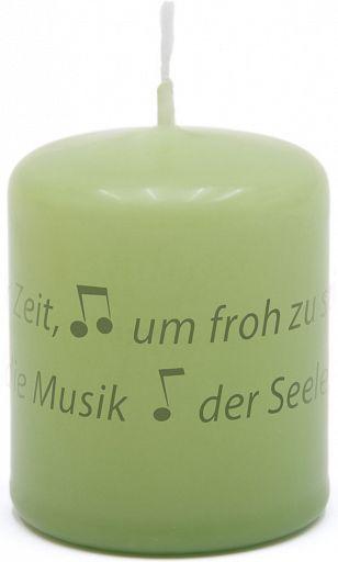 Textlicht Mini, Grün/Irischer Segensgruß