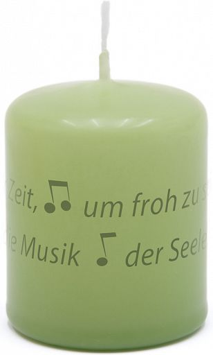 Textlichter Mini, Grün/Irischer Segensgruß