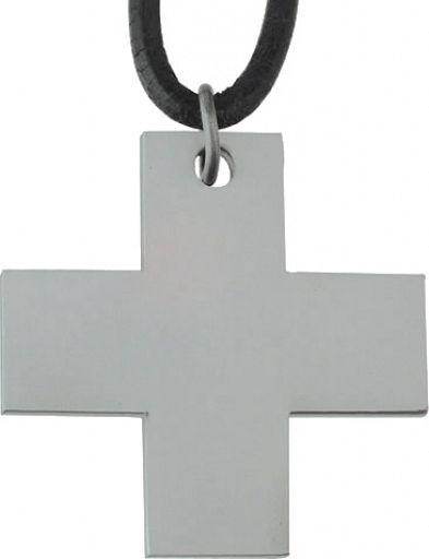 Umhängekreuz - Quadrat