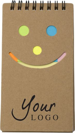 Notizbuch Happy Face - individuell
