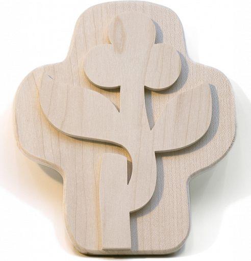 Holzkreuz Ahorn