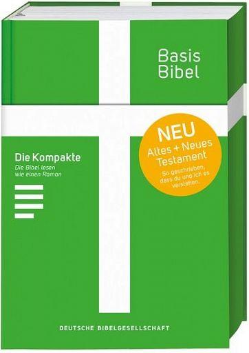 BasisBibel 2021, grün