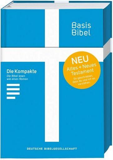 BasisBibel 2021, blau