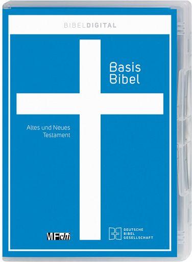 BIBELDIGITAL BasisBibel auf CD-ROM