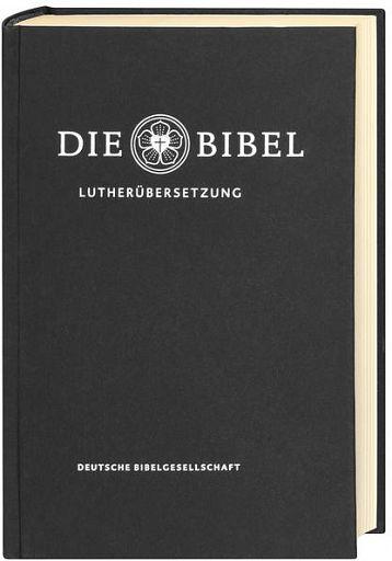 Lutherbibel 2017 revidiert - Standardausgabe schwarz