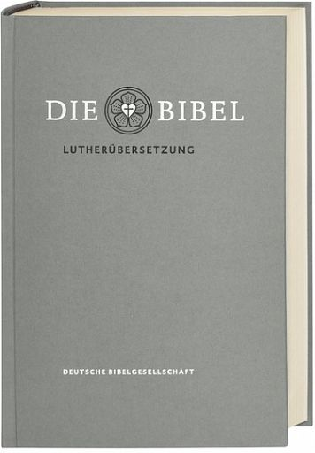 Lutherbibel 2017 revidiert - Standardausgabe grau
