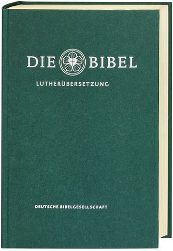 Lutherbibel revidiert 2017 - Standardausgabe grün