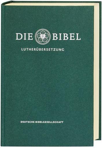 Lutherbibel revidiert - Standardausgabe grün