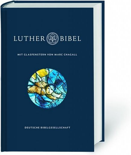 Lutherbibel revidiert 2017 - Marc Chagall Geschenkbibel