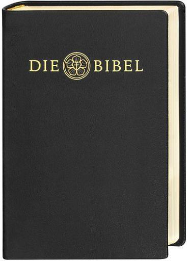 Lutherbibel revidiert 2017 - Leder/Goldschnitt