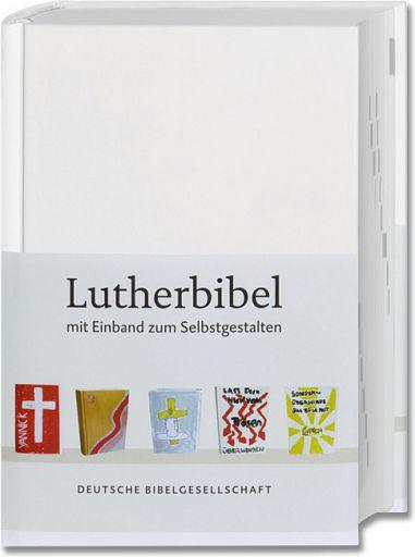 Lutherbibel revidiert zum Selbstgestalten