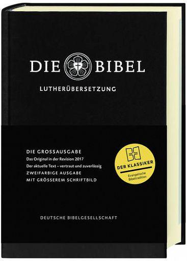 Lutherbibel revidiert - Großdruckausgabe