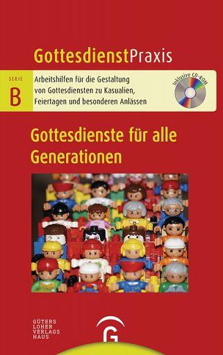 GDP Serie B: Gottesdienste für alle