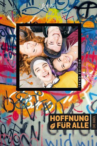 Bibel - Hoffnung für alle, Trend-Edition 2.0: Graffiti-Cover