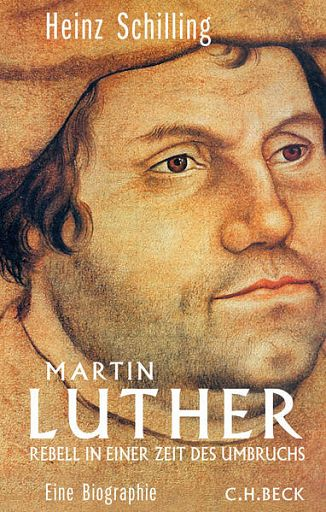 Martin Luther - Schilling