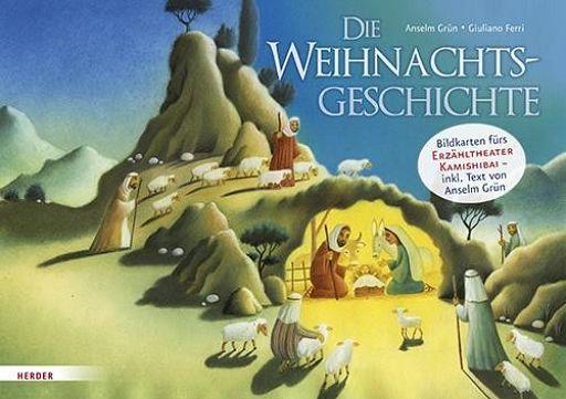 Kamishibai Bildkarten - Die Weihnachtsgeschichte [GF]