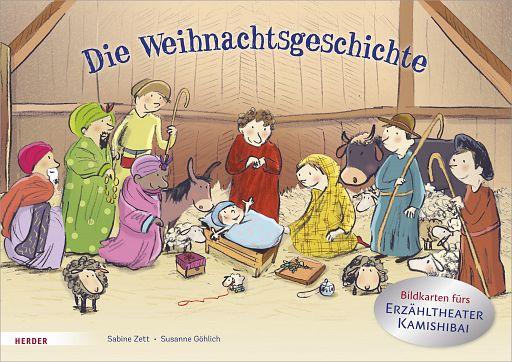 Kamishibai - Die Weihnachtsgeschichte (B)