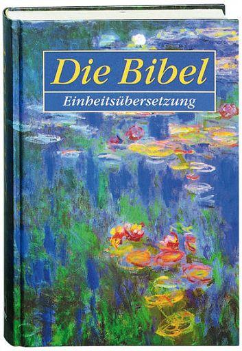 Die Bibel Einheitsübersetzung Motiv Monet