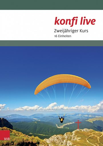 konfi live - Pfarrer und Team - Zweijähriger Kurs. 16 Einheiten