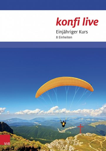 konfi live - Pfarrer und Team - Einjähriger Kurs. 8 Einheiten