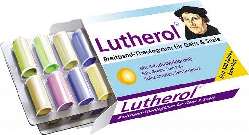 Losebox: Lutherol - Breitband-Theologicum für Geist und Seele