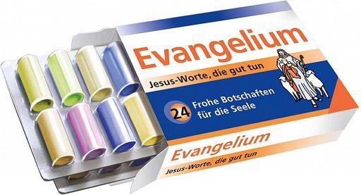Losebox: Evangelium - Jesus-Worte, die gut tun
