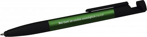 Kugelschreiber 7-Funktions-Stift, grün