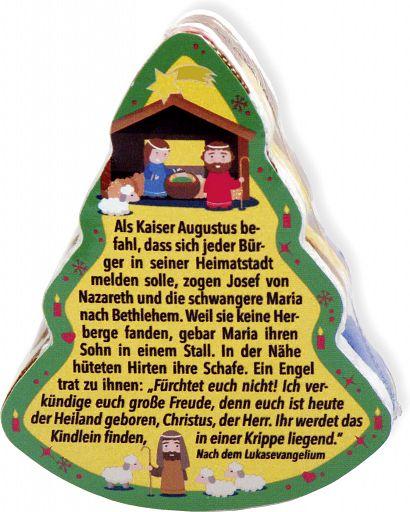 Baumwoll-Handtuch Tannenbaum