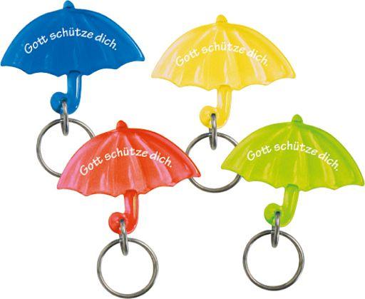 Schlüsselanhänger Schirm