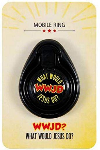 Mobile Ring - WWJD