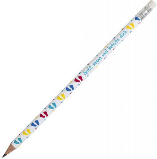 Bleistift, Füße
