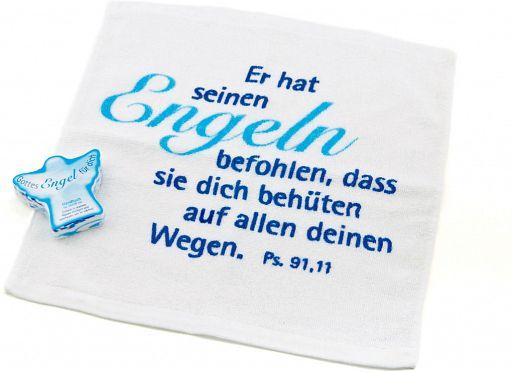 Baumwoll-Handtuch Engel