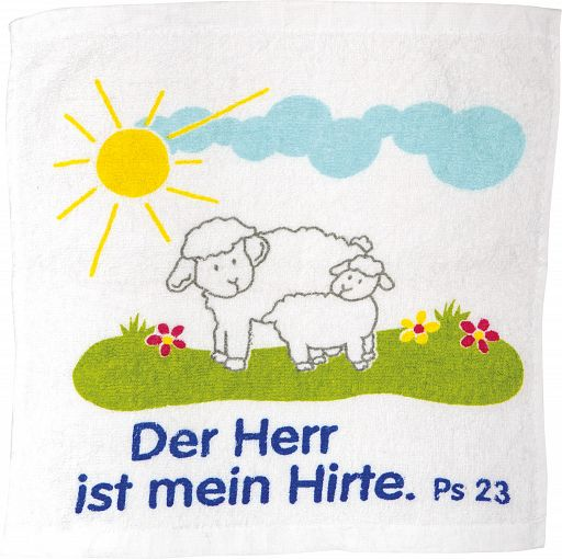 Baumwoll-Handtuch Schaf