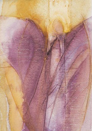 Kunstkarte: Engel des Lichts