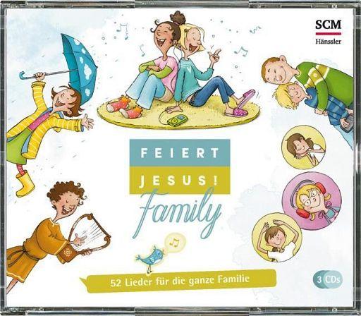Feiert Jesus - Family, CD