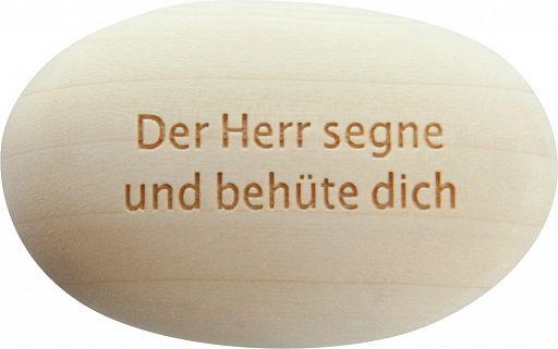 Ahornstein Handschmeichler - Der Herr segne und behüte dich