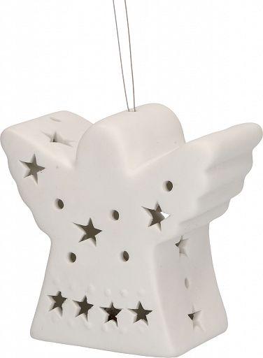 Lichterzeit Porzellan - Engel